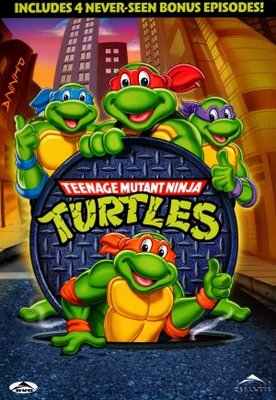 Teenage Mutant Ninja Turtles Season 3 123Movies