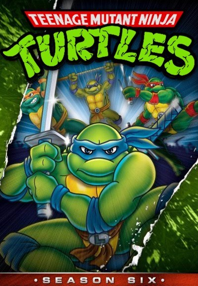 Watch Series Teenage Mutant Ninja Turtles Season 9