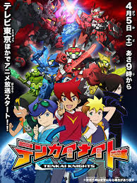 Tenkai Knights Season 1 123movies