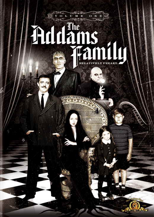 The Addams Family Season 1 putlocker