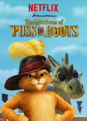 Watch Series The Adventures of Puss in Boots Season 6