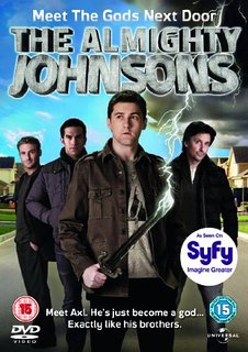 The Almighty Johnsons Season 1 123Movies