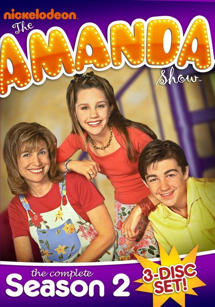 Watch Series The Amanda Show Season 2