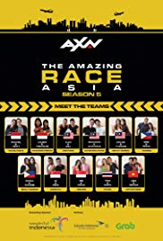 Watch Series The Amazing Race Asia Season 1