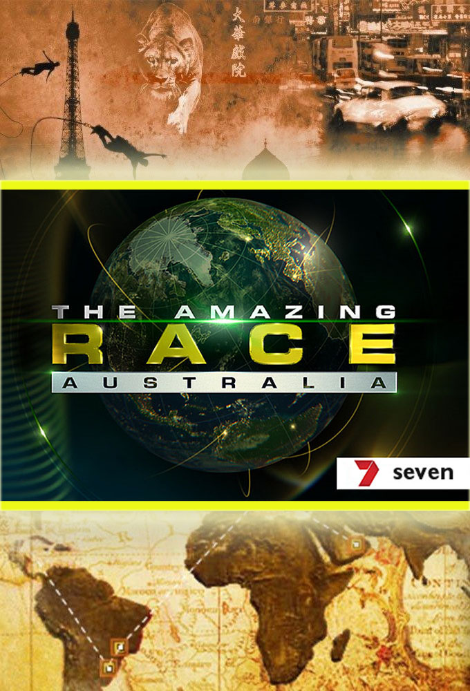 The Amazing Race Australia Season 5 123Movies