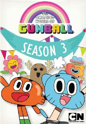 The Amazing World of Gumball Season 3 123streams