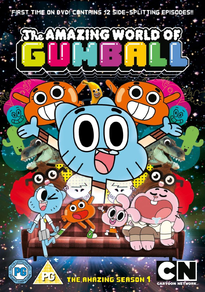 The Amazing World of Gumball Season 6 123Movies