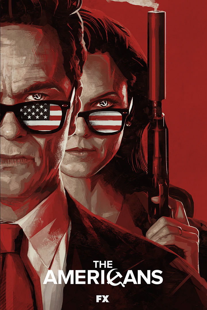 The Americans Season 1 123Movies
