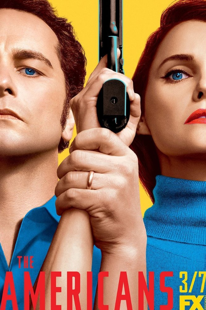 The Americans Season 5  123Movies