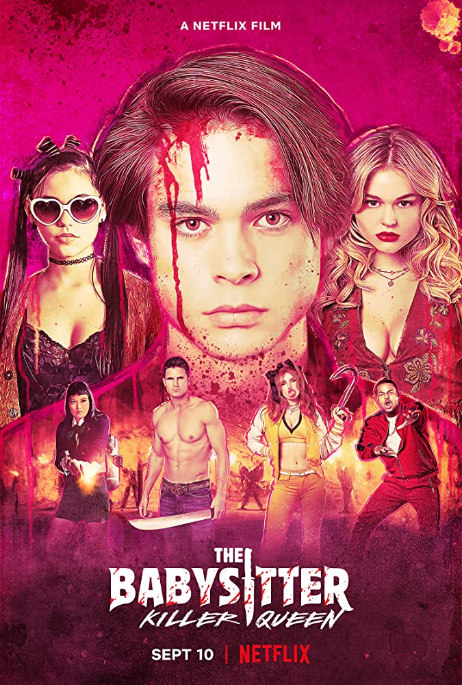 The Babysitter Killer Queen Season 2 123Movies