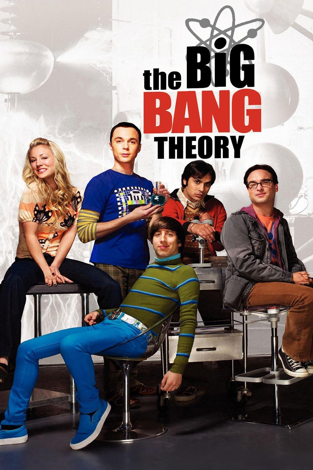 Watch Series The Big Bang Theory Season 3