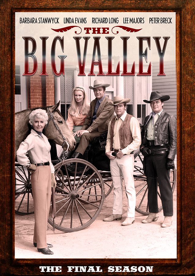 The Big Valley Season 4 funtvshow