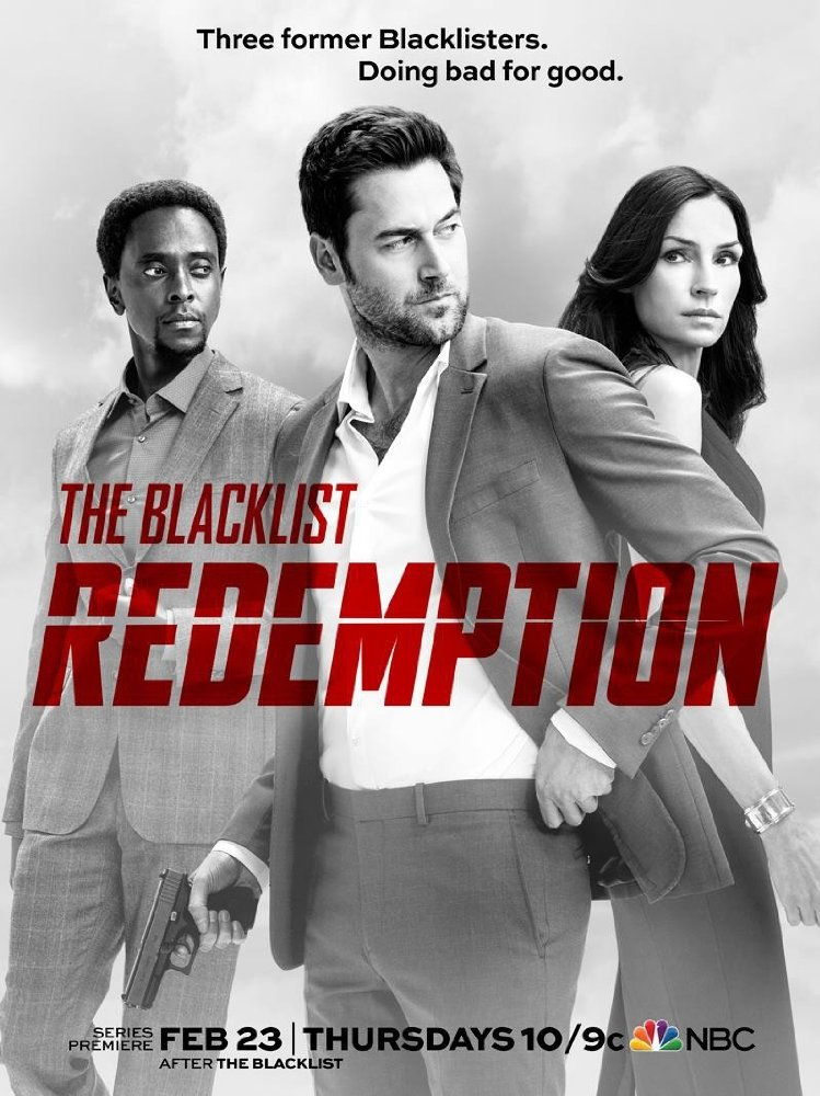 The Blacklist Redemption Season 1 123Movies
