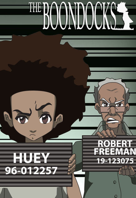 The Boondocks Season 2 putlocker