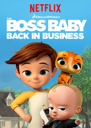 The Boss Baby Back in Business Season 4 funtvshow