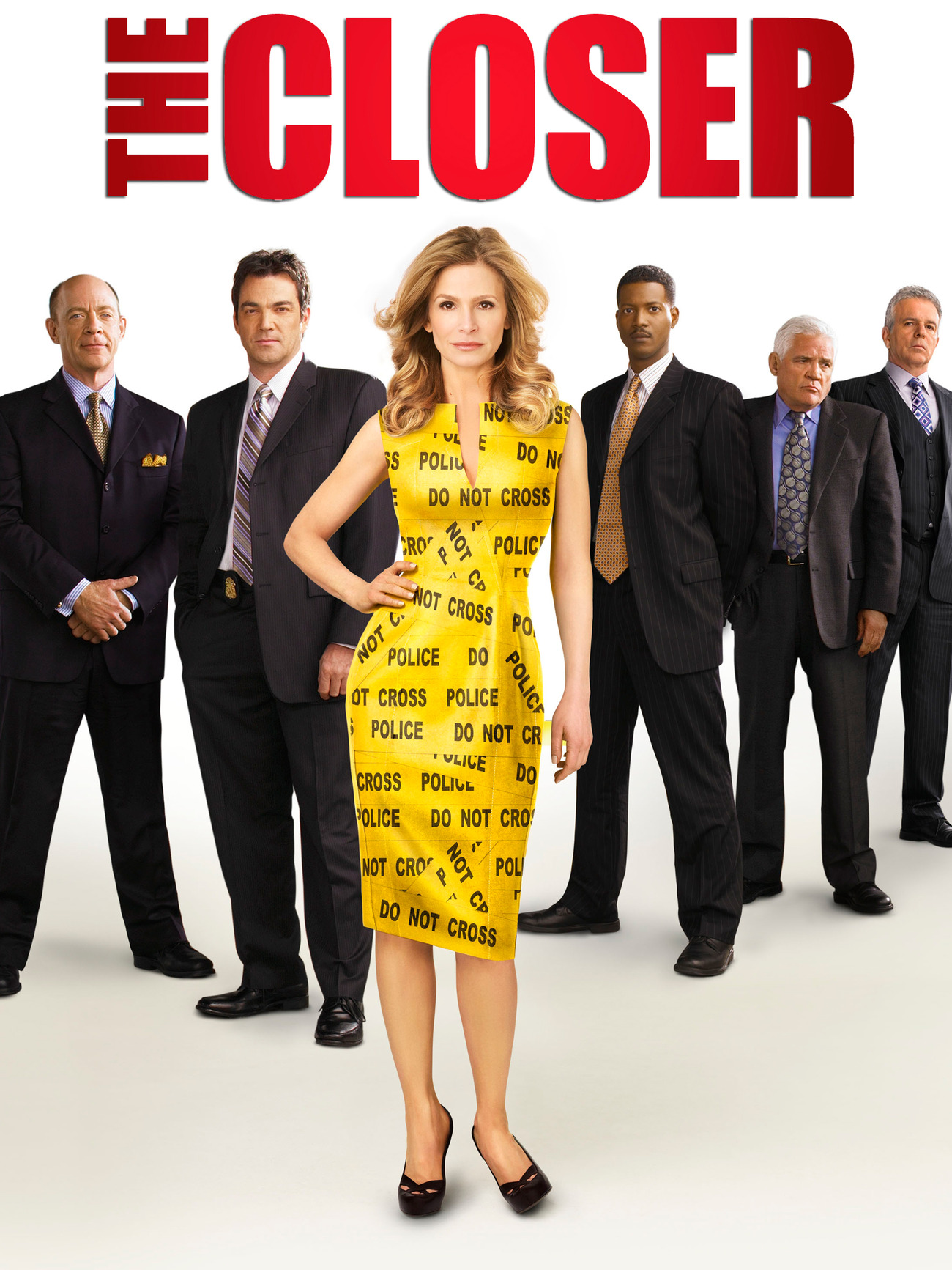 The Closer Season 1 putlocker