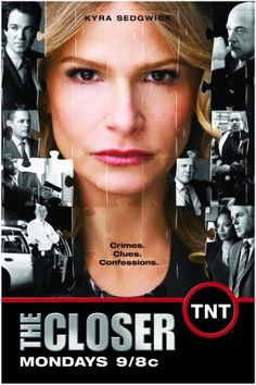 Watch Series The Closer Season 2