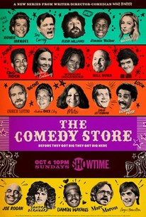 The Comedy Store Season 1