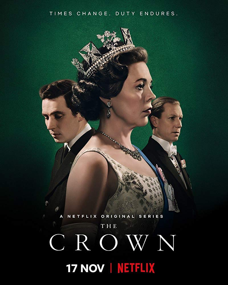 Watch Series The Crown Season 3