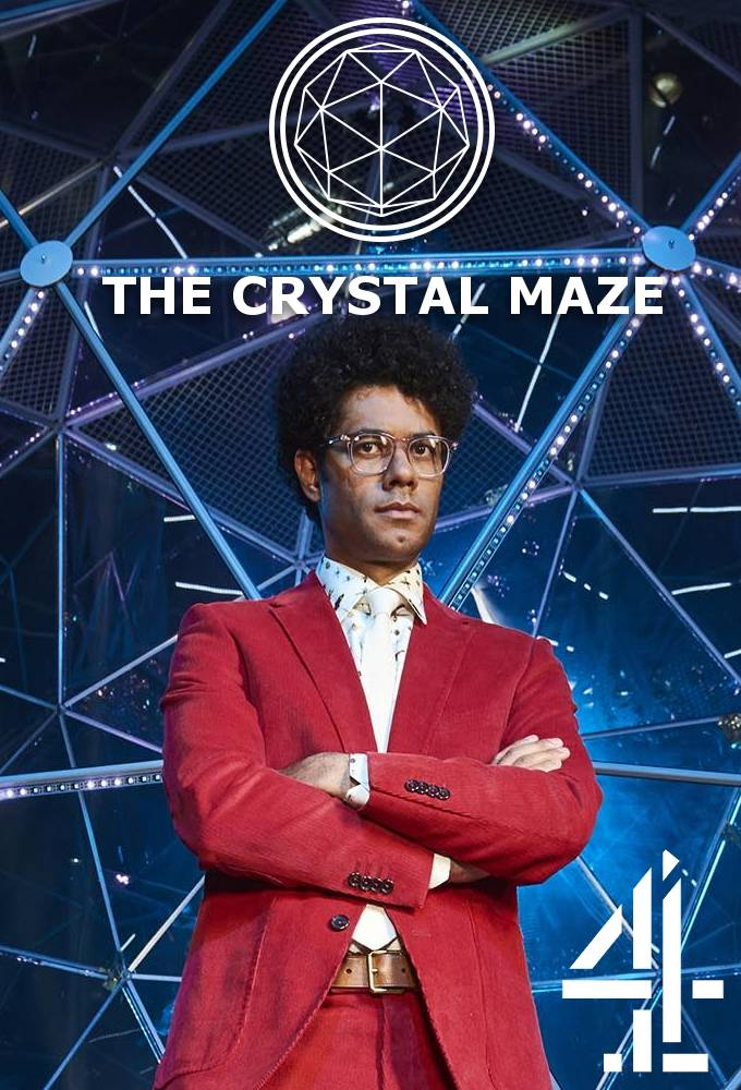 The Crystal Maze (2017) Season 5 funtvshow