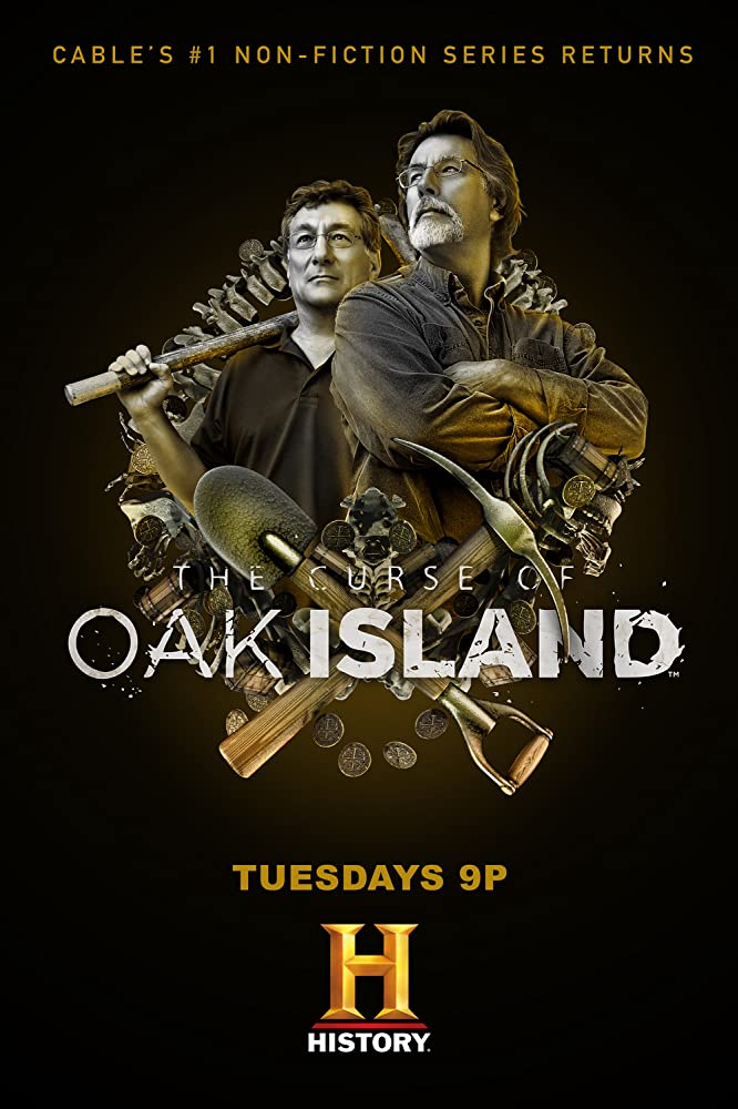 The Curse of Oak Island Season 1 123Movies