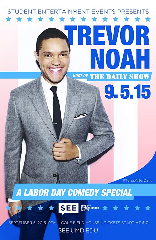 The Daily Show With Trevor Noah Season 2018 123Movies