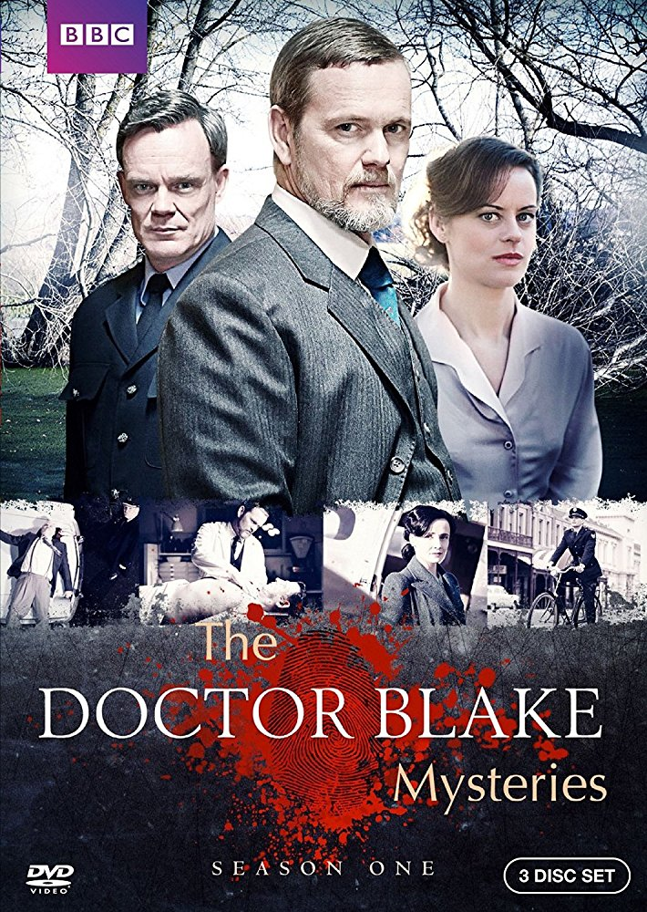 Watch Series The Doctor Blake Mysteries Season 2