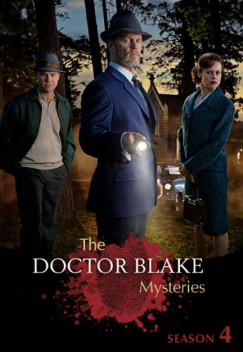 Watch Series The Doctor Blake Mysteries Season 4