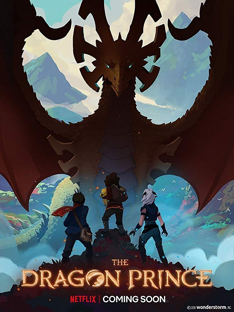 The Dragon Prince Season 2  123streams