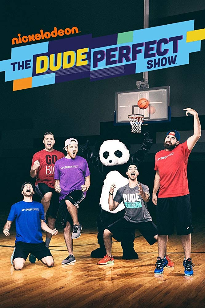 Watch Series The Dude Perfect Show Season 1
