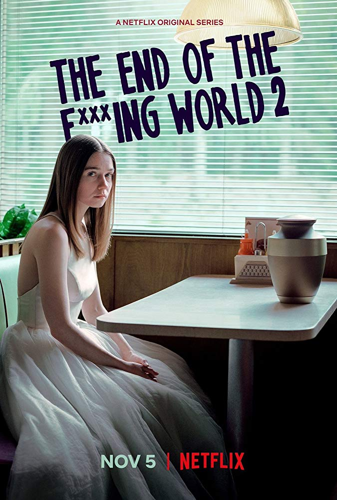 The End of the F***ing World Season 2 123Movies