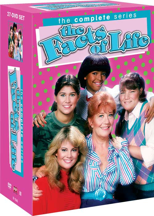 Watch Series The Facts of Life Season 8