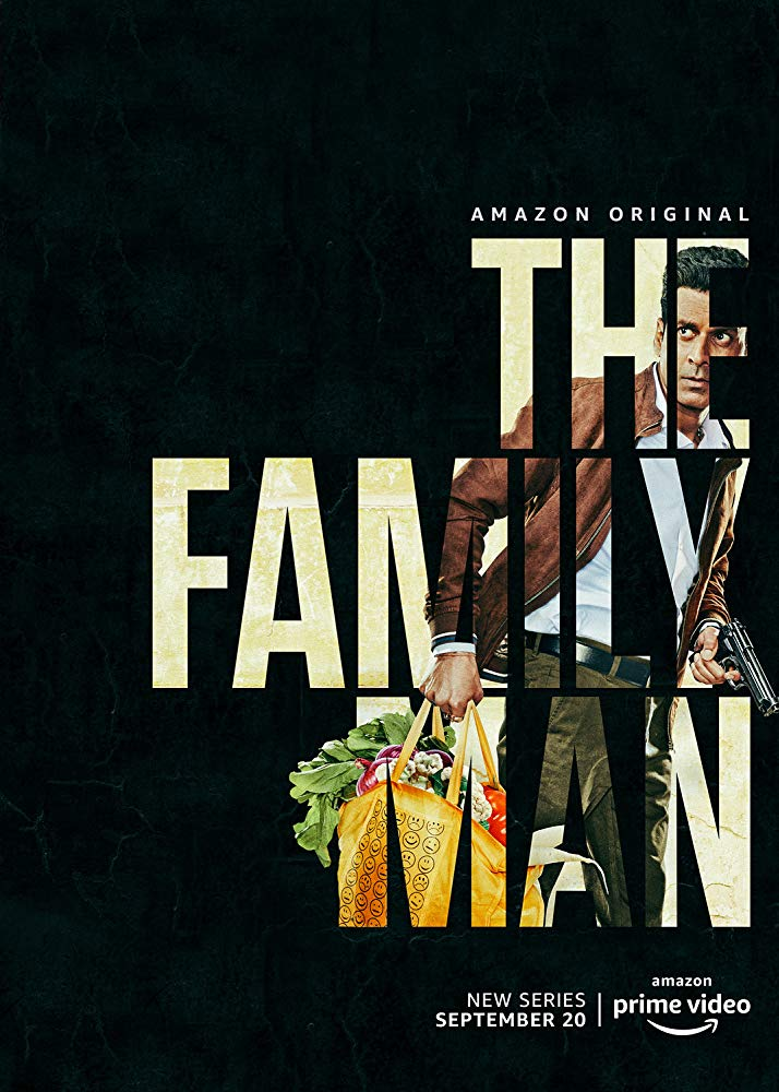 stream The Family Man Season 1