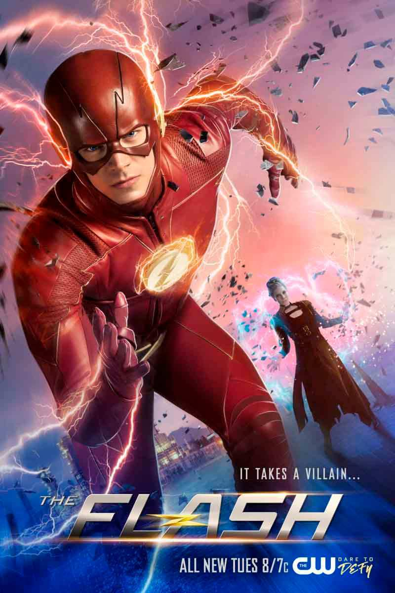 The Flash Season 5 123Movies