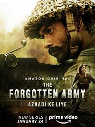 The Forgotten Army - Azaadi ke liye Azaadi ke liye - Season 1 Projectfreetv