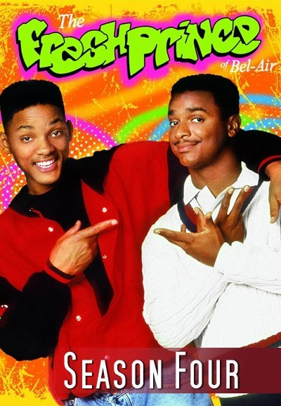 Watch Series The Fresh Prince of Bel-Air Season 4