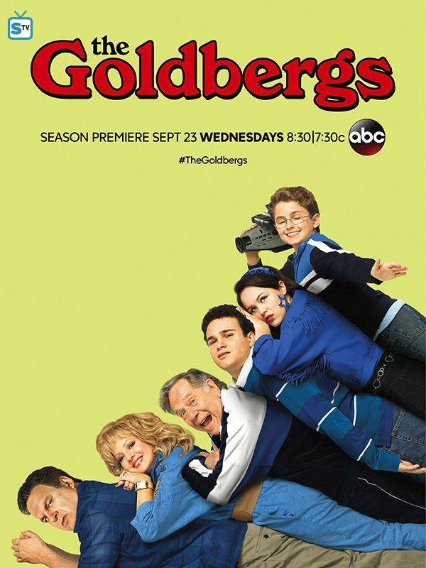 The Goldbergs Season 3 123Movies
