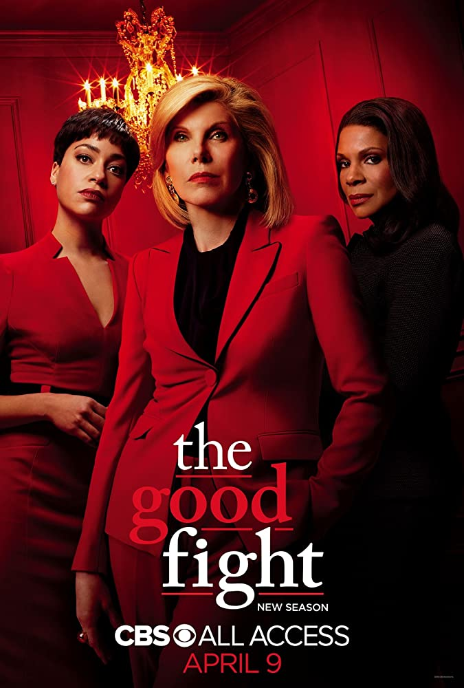 stream The Good Fight Season 4