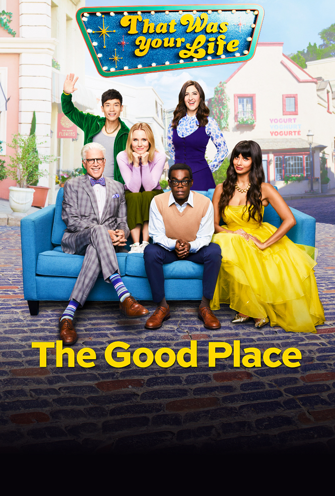 stream The Good Place Season 4