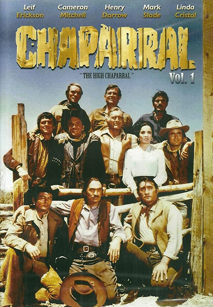 The High Chaparral Season 1 123Movies
