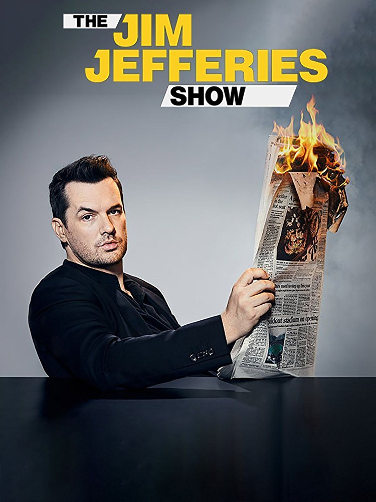 The Jim Jefferies Show Season 2 funtvshow