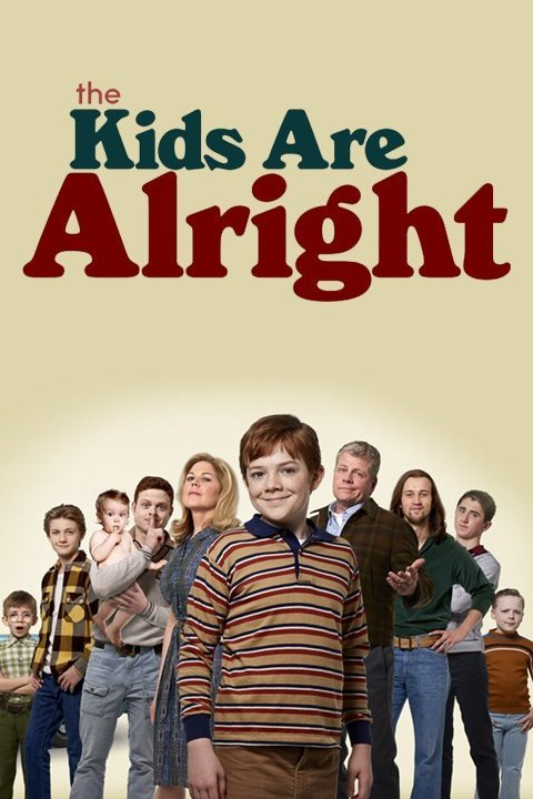Watch Series The Kids Are Alright Season 1