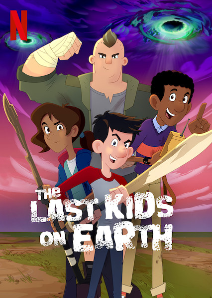 The Last Kids on Earth Season 2 123Movies