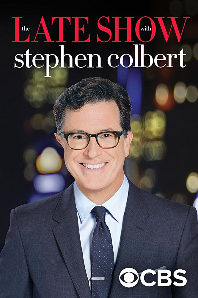 The Late Show with Stephen Colbert 2018 Season 1 Projectfreetv