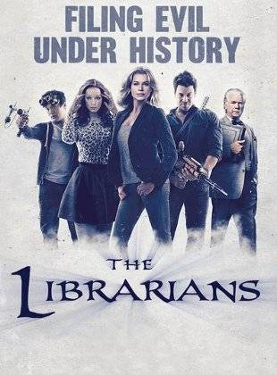 The Librarians Season 3 123Movies