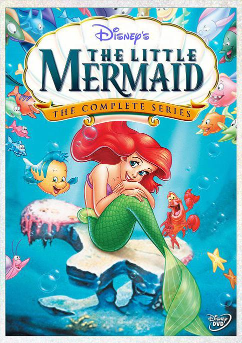 Watch Series The Little Mermaid Season 3