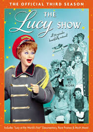 The Lucy Show Season 3 funtvshow