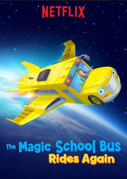 Watch Series The Magic School Bus Rides Again Season 2