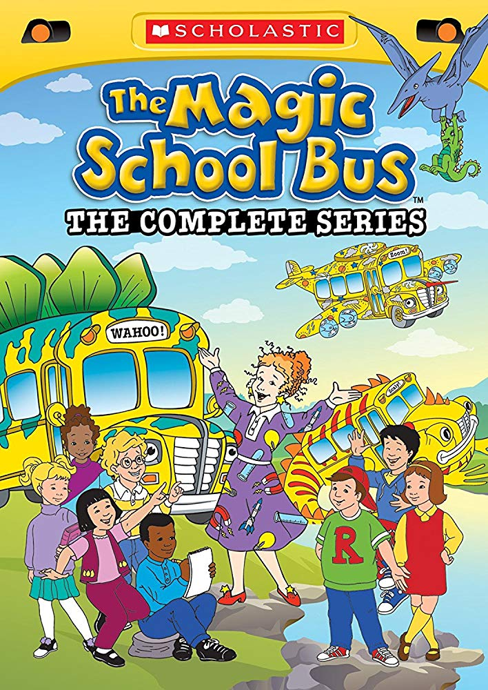 Watch Series The Magic School Bus  Season 3