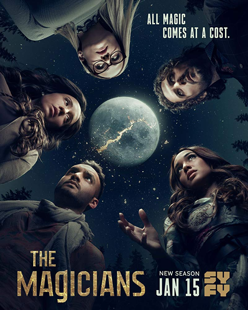 Watch Free HD Series The Magicians Season 5